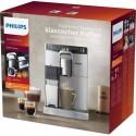 Espressor Philips EP4050/10 8 băuturi, carafă pentru lapte integrată, Argintiu, AquaClean