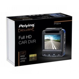 CAMERA AUTO DVR FULL HD 1080P PEIYING HDMI