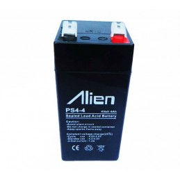 Acumulator 4V 4A 20hr Alien plumb acid