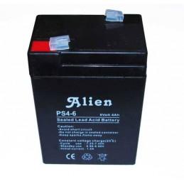 Acumulator 6V 4A plumb acid Alien