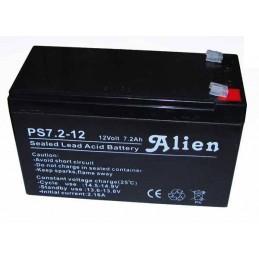 Acumulator 12V 7.2A plumb acid Alien