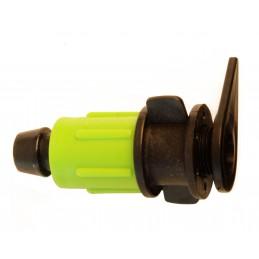 Racord mufa rapida pentru imbinare banda picurare 16mm la tub Lay Flat