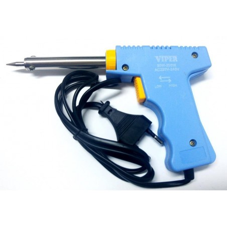 Pistol de lipit electric cu temperatura reglabila 20W-200W VIPER