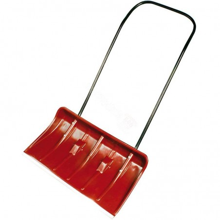 Impingator zapada cu roti tip lopata plastic ranforsat 785x450mm