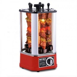 Grill pentru frigarui 1400W Rotisor electric EFBA 600, TURCIA