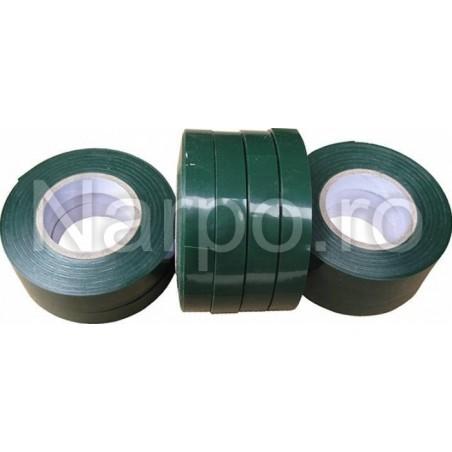 Set banda verde aparat de legat via vita de vie via, 110 microni, 21 ML, 10 buc, Heinner