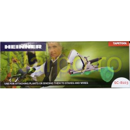 Aparat de legat vita de vie, capsator plante, Heinner, SC-8103
