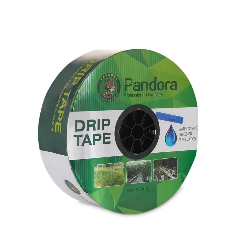 Banda picurare 1000 metri, 0.16mm, 6mil, 3L/h, 20cm, Pandora, GF-1002