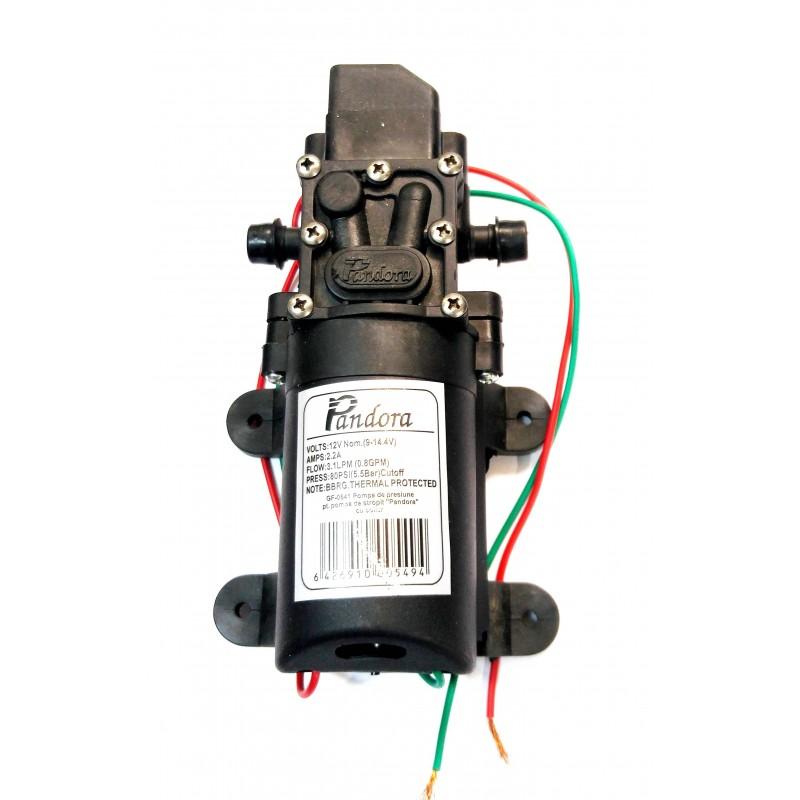 Pompa de apa electrica pentru pulverizator 12V 2.2A CF-2203-1 Pandora