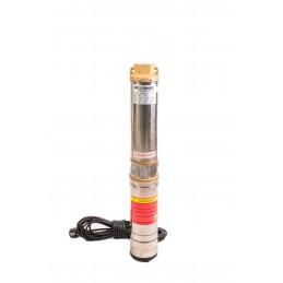 Pompa de apa submersibila multietajata 1.1kW, 120 metri, tip tun, 100QJD, 1 TOL, 5/8, 4STM4-8 GF-0709