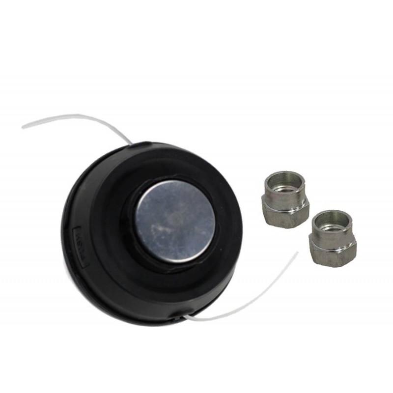 Tambur motocoasa 10x1.00, 10x1.25, 8x1.25, cap metal, fir 2.4-3mm