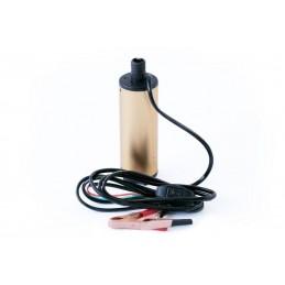 Pompa electrica submersibila 24V motorina, benzina, ulei, lichide