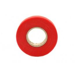 Banda rosie pentru aparat de legat via, vita de vie si legume 100 microni, 23 ML, 11mm
