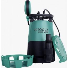 Pompa submersibila cu plutitor, DETOOLZ, DZ-P102, apa curata/murdara, 3in1, 750W