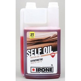 Ulei 2T de motor Ipone Self Oil, 1L