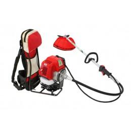 Motocositoare cu prindere tip rucsac BC430KF-2 3.5KW 4.76CP, 7 accesorii, tija flexibila, 2 timpi, GF-1550