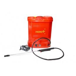 Pompa de stropit electrica 16L cu acumulator, Herly, GF-1227