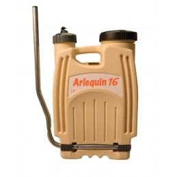 Pompa manuala Arlequin de spate 16 litri