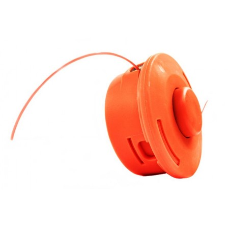 Tambur AUTOCUT TAP-N-GO pentru taiat iarba, filet 10mm, pas 1.25, portocaliu