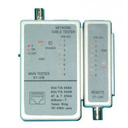 TESTER CABLU UTP RJ45 Coaxial