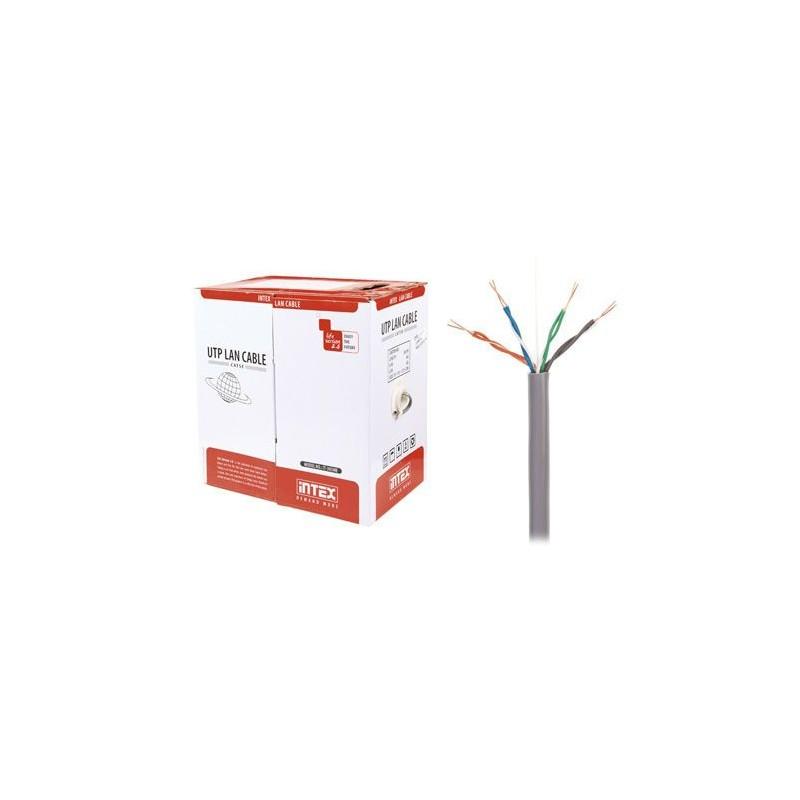 INTEX cablu UTP CAT5E 305M IT-305ME