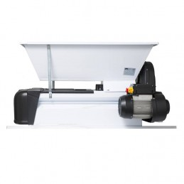 Zdrobitor struguri desciorchinator cu motor 1CP GRIFO, DMC, 1500kg/ora