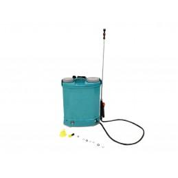 Pompa de stropit electrica Micul Fermier 20L cu acumulator 12V 8A, model 2019