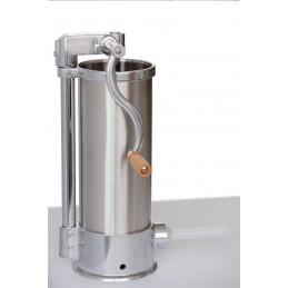 Masina de carnati Micul Fermier 5.5 Kg Verticala INOX YG-2010, GF-0827