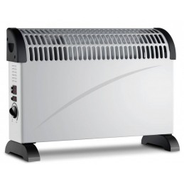Convector electric de podea/perete functie turbo cu ventilator 2000W cupru IP20