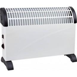 Convector electric de podea/perete 2000W cupru IP20