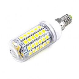 Bec led frigider 5W 6500K 230V lumina rece E14 48+3 leduri