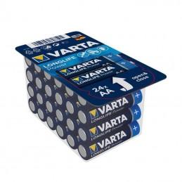 Set 40 baterii alcaline LR06 AA Industrial Pro Varta