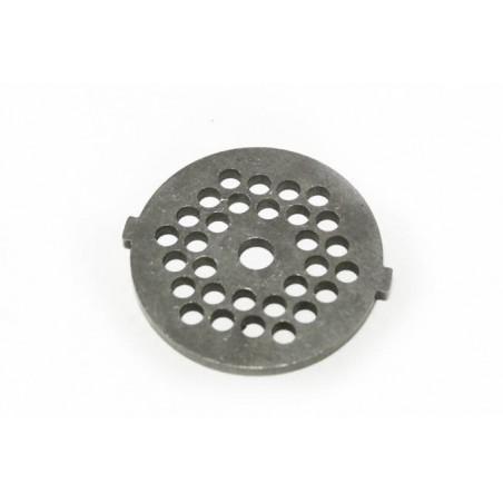Sita inox nr.5 granulatie 5mm, diametru 54mm, grosime 4mm, pentru masina electrica de tocat carne