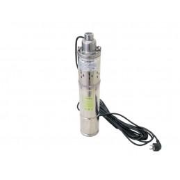 Pompa din inox, submersibila, apa curata, 1 tol, 0.79kW, debit 1.8mc/ora, refulare 60m, GF-1709, Micul Fermier