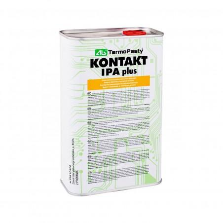 Alcool izopropilic IPA + concentratie 99% recipient metal