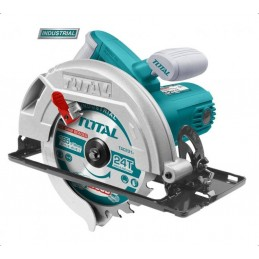 Fierestrau circular de mana Total Industrial 185mm 1400W