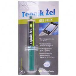 Flux gel colofoniu TermoPasty, condensat, siringa 14cm³