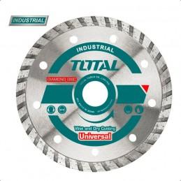 Disc debitare beton - 230MM TOTAL INDUSTRIAL