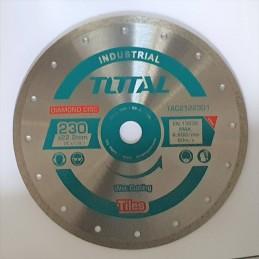 Disc debitare beton TAC2122301 - 230MM TOTAL INDUSTRIAL