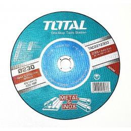 Disc debitare metale si INOX TAC2212303 - 230mm