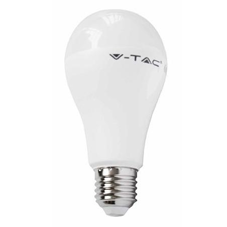 BEC LED A65 E27 15W 6400K ALB RECE, CIP SAMSUNG GARANTIE 5 ANI