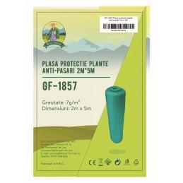 Plasa protectie plante anti-pasari 2x5m 7g/m2 Micul Fermier