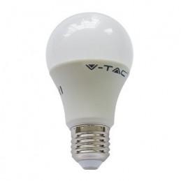 BEC LED A60 E27 7W 4500K ALB NEUTRU V-TAC
