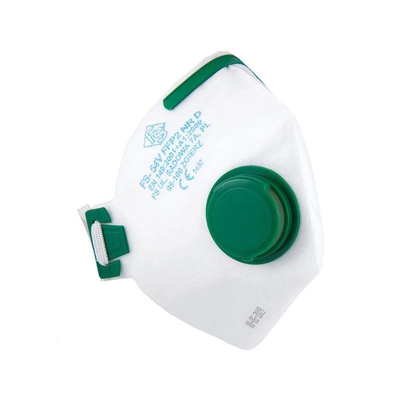 Masca de praf extraconfortabila, FFP2, 10 buc, EN149:2001+A1:2009