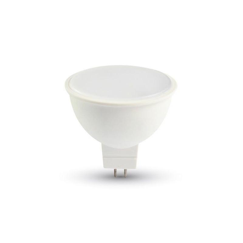 BEC SPOT LED MR16 7W 12V 3000K ALB CALD V-TAC SKU-1688