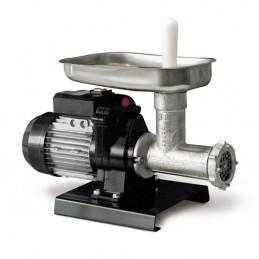 Masina de tocat carne electrica Reber 9501 N, nr. 12, 500 W, accesorii inox