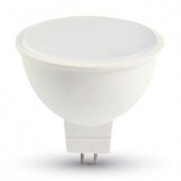 BEC SPOT LED MR16 7W 12V 4500K ALB NEUTRU V-TAC SKU-1689