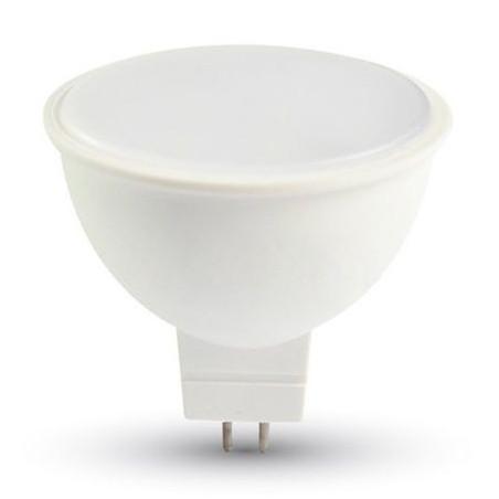 BEC SPOT LED MR16 7W 12V 4500K ALB NEUTRU V-TAC SKU-1689