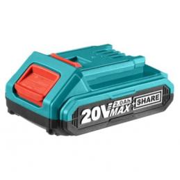 Acumulator 20V-2.0Ah TOTAL INDUSTRIAL