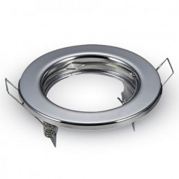 Corp spot incastrabil GU10, CROM, metalic, SKU-3586